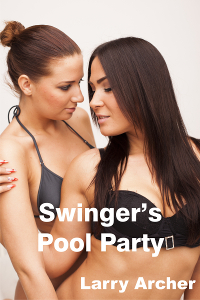 Swingers Pool Party -Cover 200x300