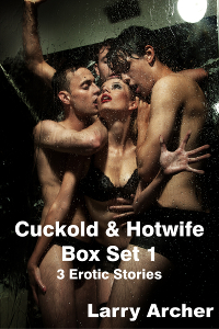 Cuckold and Hotwife - Box Set 1 -Cover 200x300