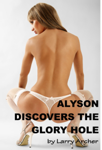 alysondiscoversgloryholecover200x295