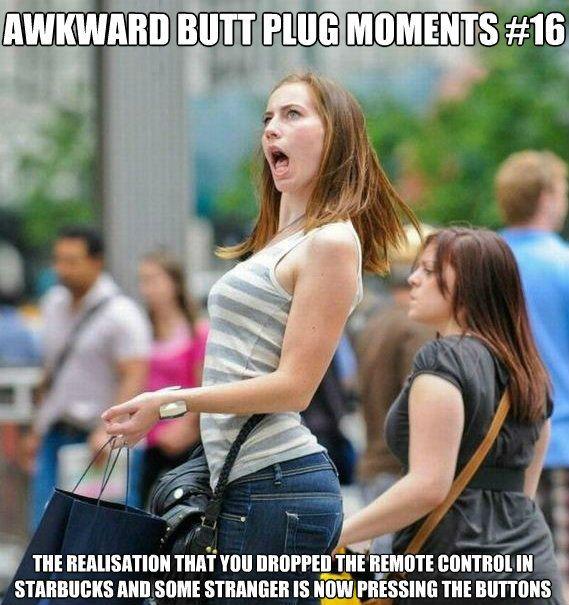 Butt-plug-moment
