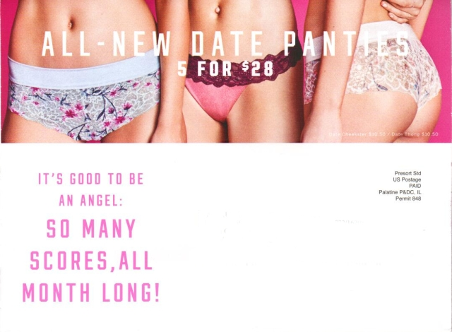 Date Panties Ad