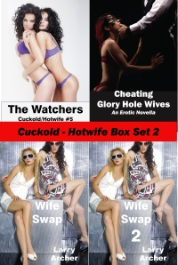 Cuckold and Hotwife - Box Set 2 -200x300 Cover